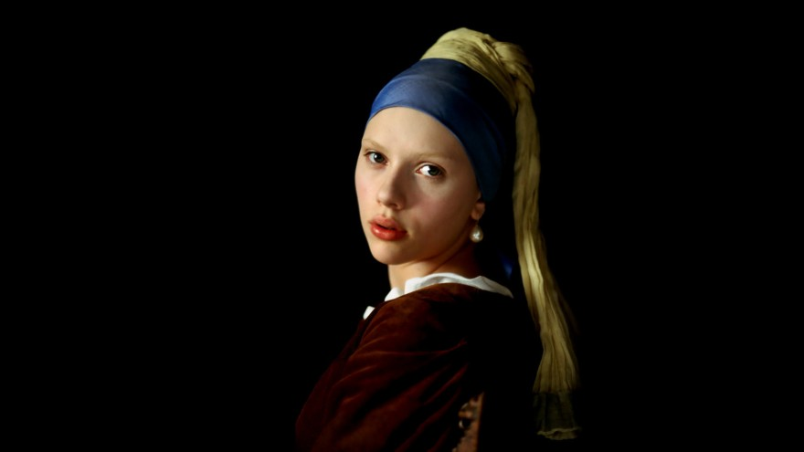 The Girl with a Pearl Earring