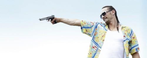 James Franco in Spring Breakers