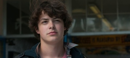 Israel Broussard in The Bling Ring