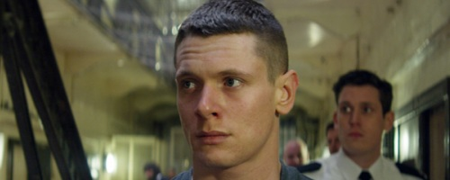 Jack O'Connel in Starred Up