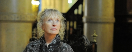 Lindsay Duncan in Le Week-End