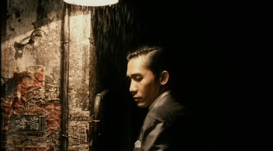 Tony Leung in In the Mood for Love