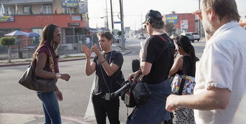 Sean Baker Directing Tangerine